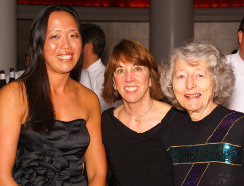 Celebrity Chef 2011: Jesse Kwan, Deb Re and Jeanne Yozell