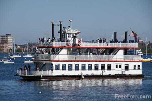 Charles Riverboat Boston